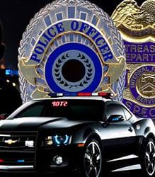 INTERNATIONAL COPS FOR CHRIST